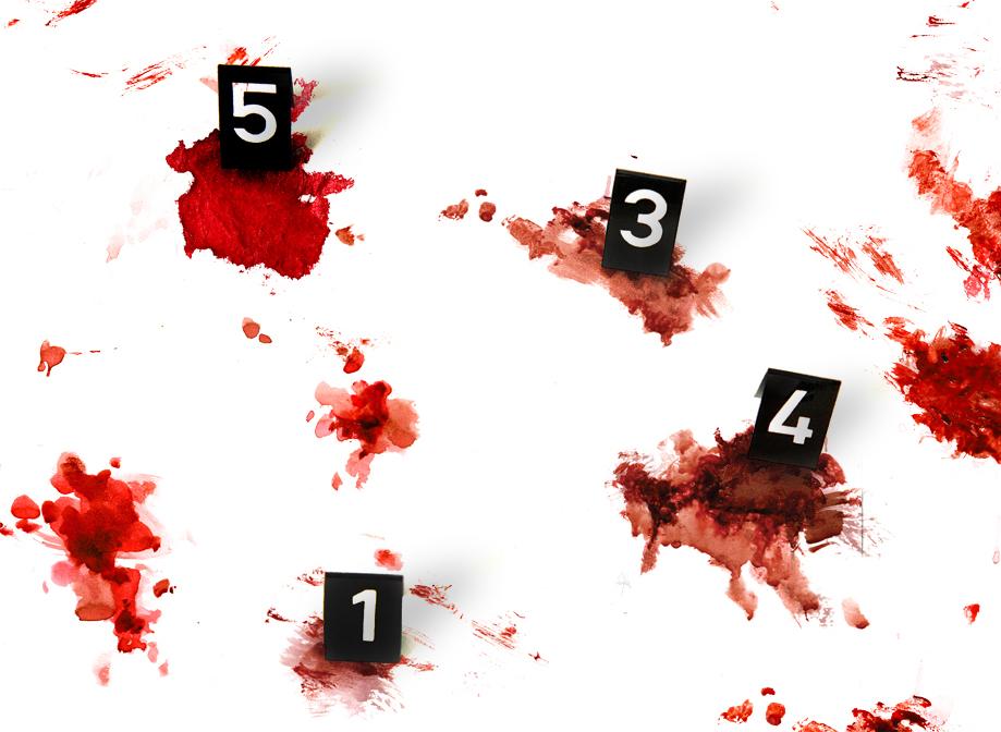 Blood secrets smaller
